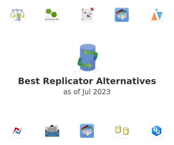 Best Replicator Alternatives