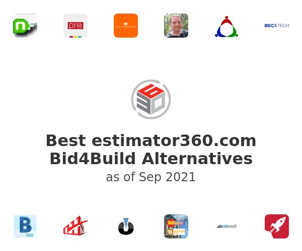 Best Bid4Build Alternatives