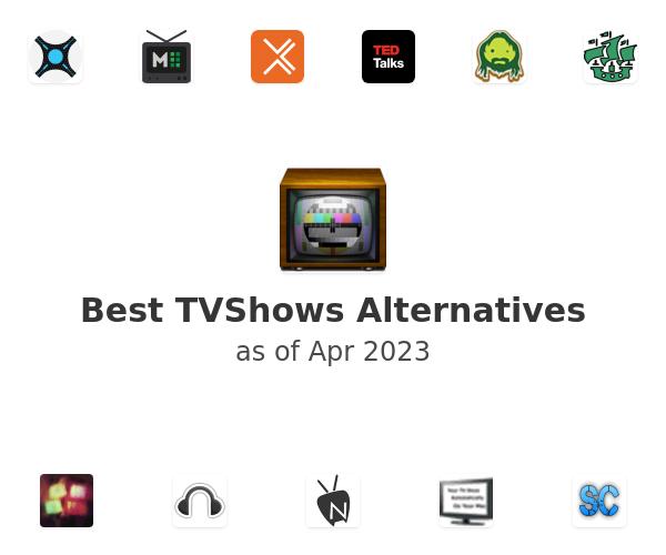 Best TVShows Alternatives