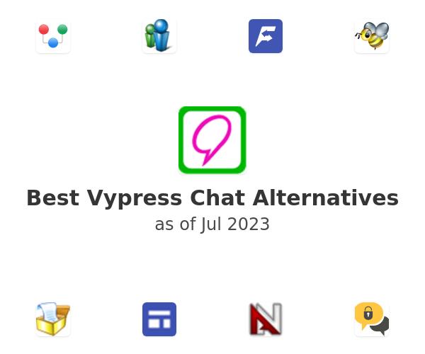 Best Vypress Chat Alternatives