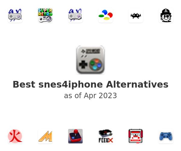Best snes4iphone Alternatives