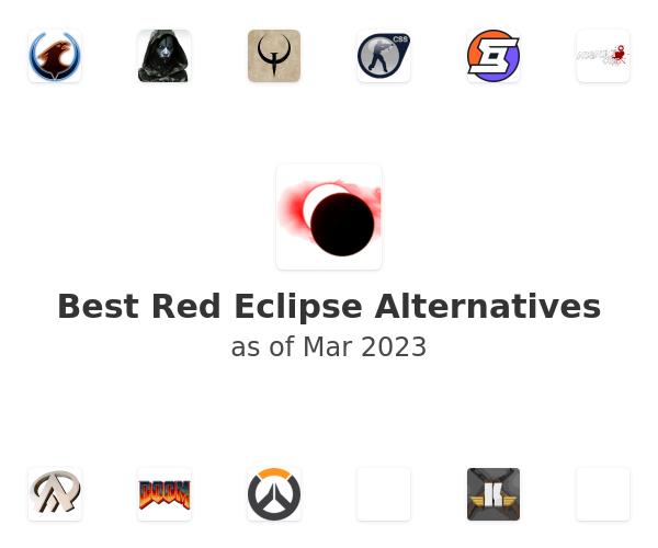Best Red Eclipse Alternatives