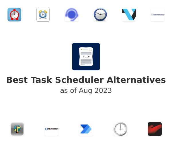 Best Task Scheduler Alternatives