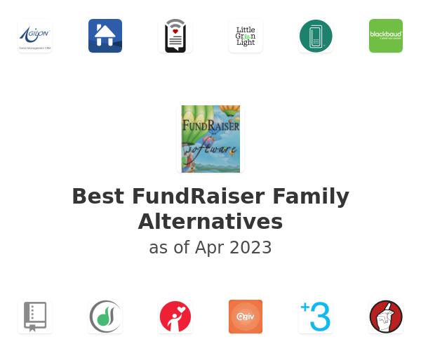 Best FundRaiser Family Alternatives