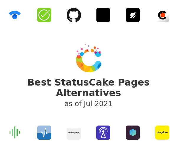 Best StatusCake Pages Alternatives