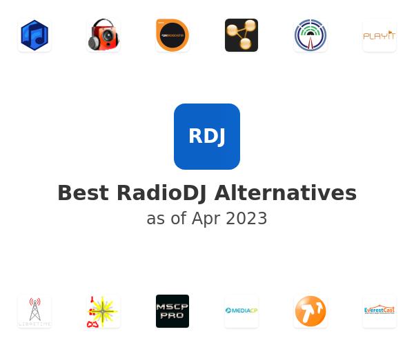 Best RadioDJ Alternatives