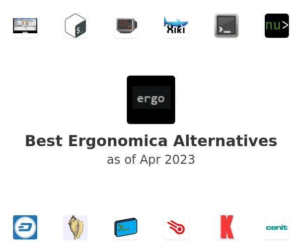 Best Ergonomica Alternatives