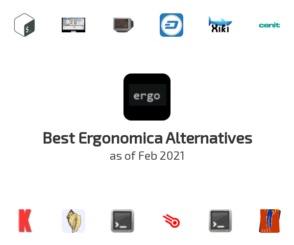 Best Ergonomica Alternatives