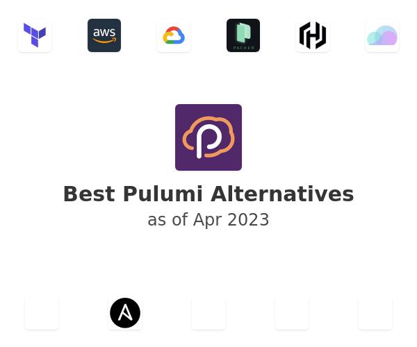 Best Pulumi Alternatives