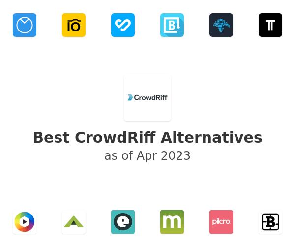 Best CrowdRiff Alternatives