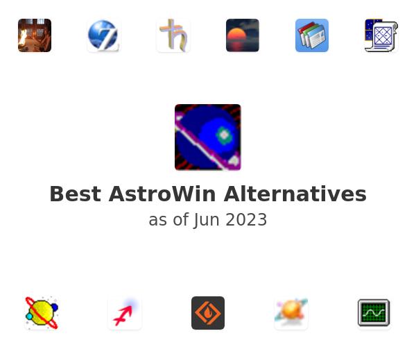Best AstroWin Alternatives