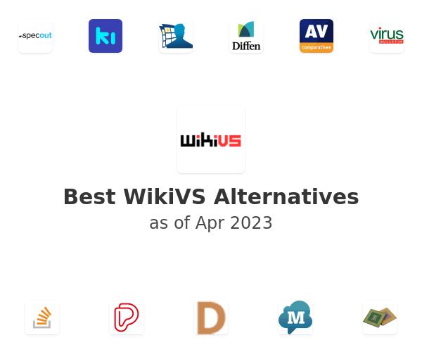 Best WikiVS Alternatives