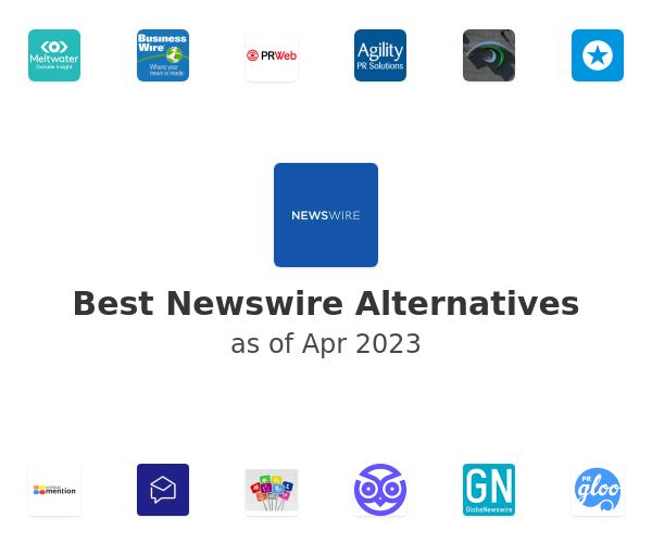 Best Newswire Alternatives