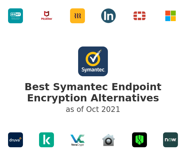 Best Symantec Endpoint Encryption Alternatives