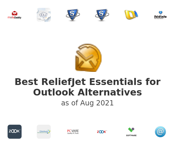 Best ReliefJet Essentials for Outlook Alternatives