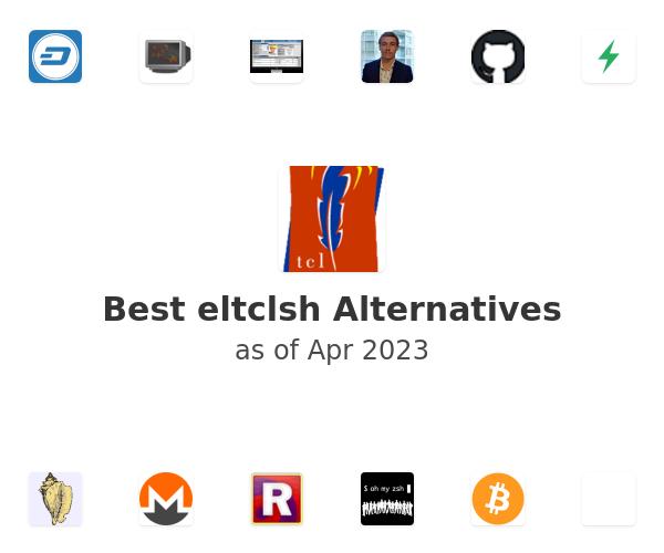 Best eltclsh Alternatives