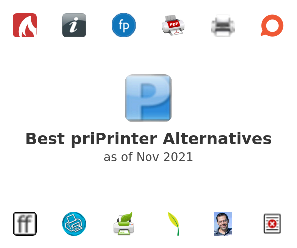 Best priPrinter Alternatives