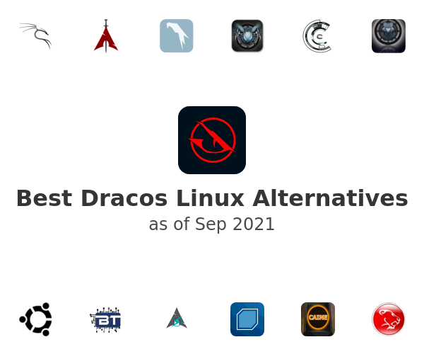 Best Dracos Linux Alternatives