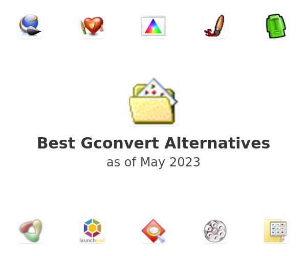 Best Gconvert Alternatives