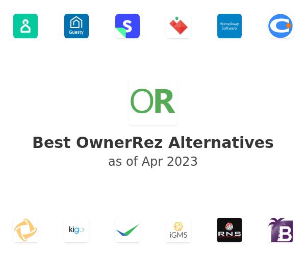 Best OwnerRez Alternatives