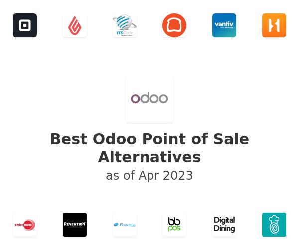 Best Odoo Point of Sale Alternatives