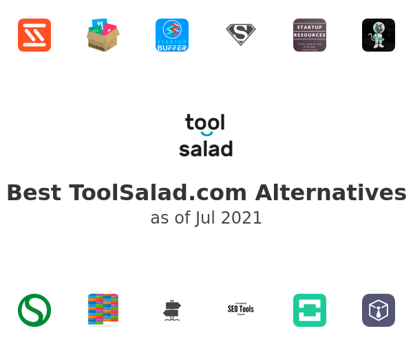 Best ToolSalad.com Alternatives