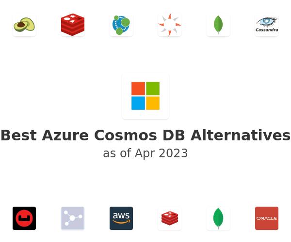 Best Azure Cosmos DB Alternatives