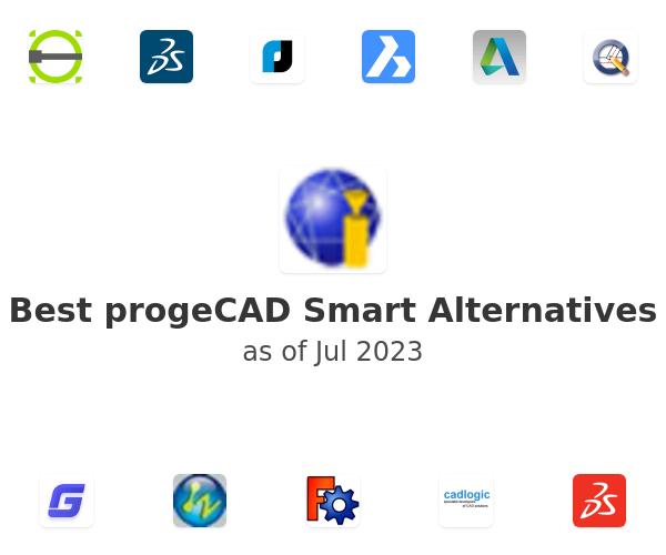 Best progeCAD Smart Alternatives
