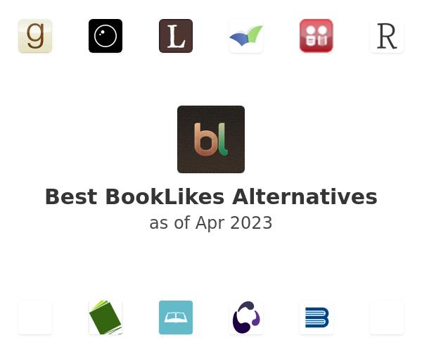 Best BookLikes Alternatives