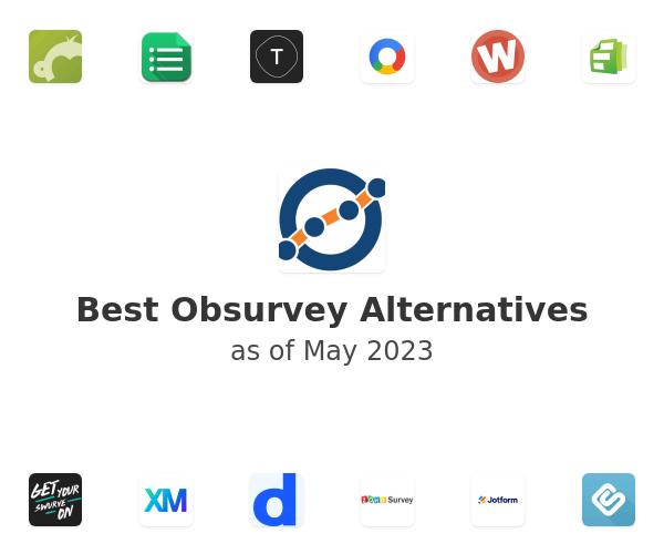 Best Obsurvey Alternatives