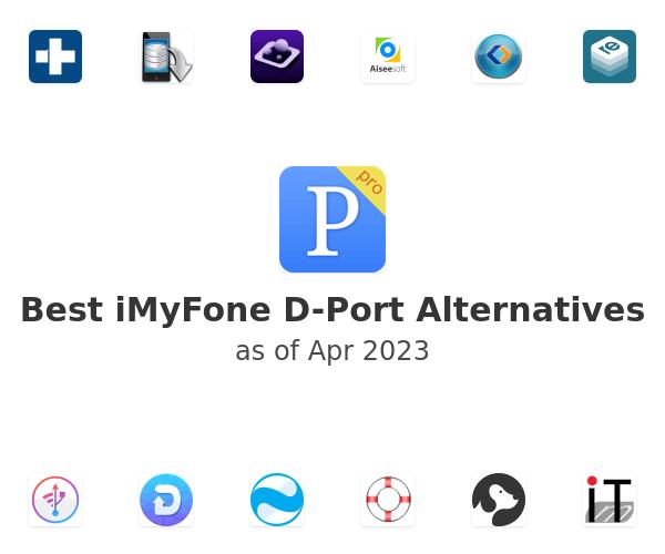 Best iMyFone D-Port Alternatives