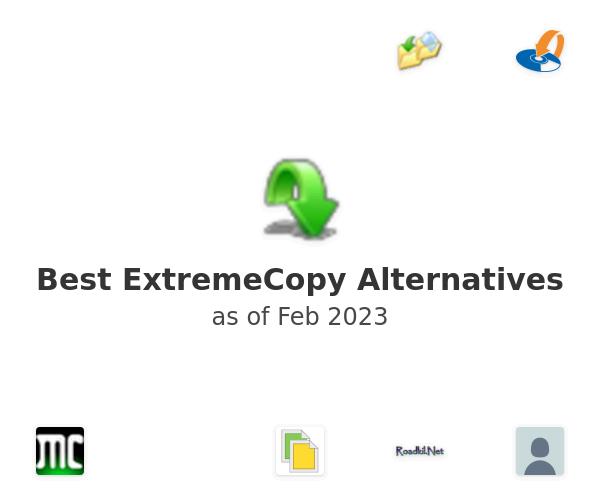 Best ExtremeCopy Alternatives