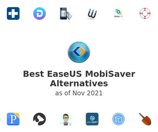 Best EaseUS MobiSaver Alternatives