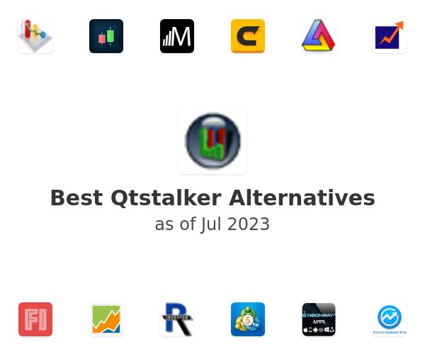 Best Qtstalker Alternatives