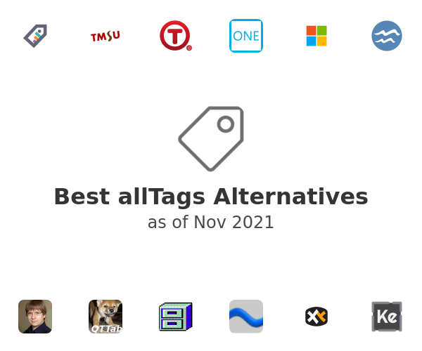 Best allTags Alternatives