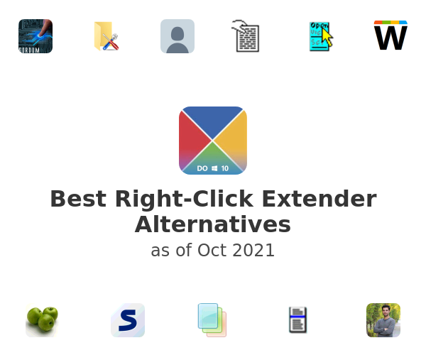 Best Right-Click Extender Alternatives