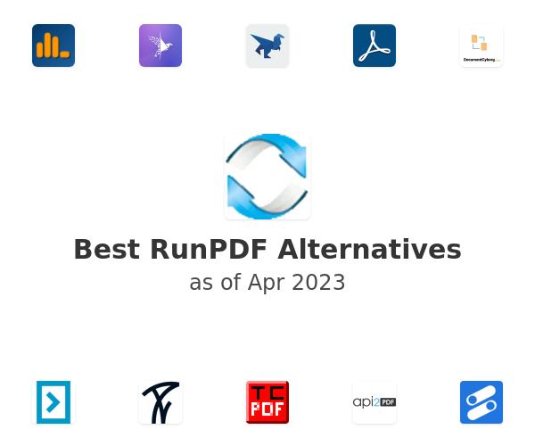 Best RunPDF Alternatives