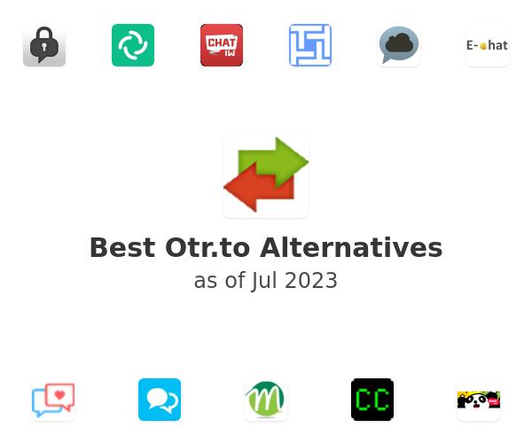 Best Otr.to Alternatives