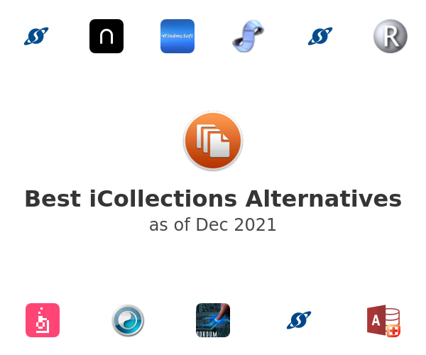 Best iCollections Alternatives