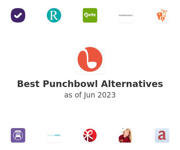 Best Punchbowl Alternatives