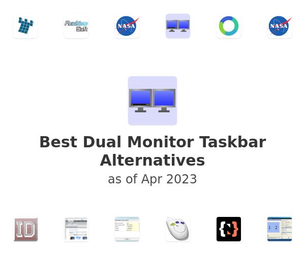 Best Dual Monitor Taskbar Alternatives