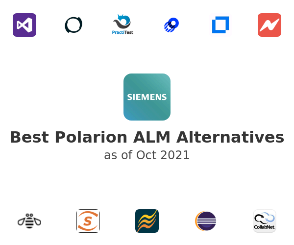 Best Polarion ALM Alternatives