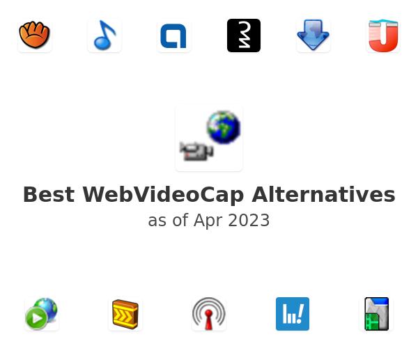 Best WebVideoCap Alternatives