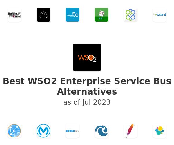 Best WSO2 Enterprise Service Bus Alternatives