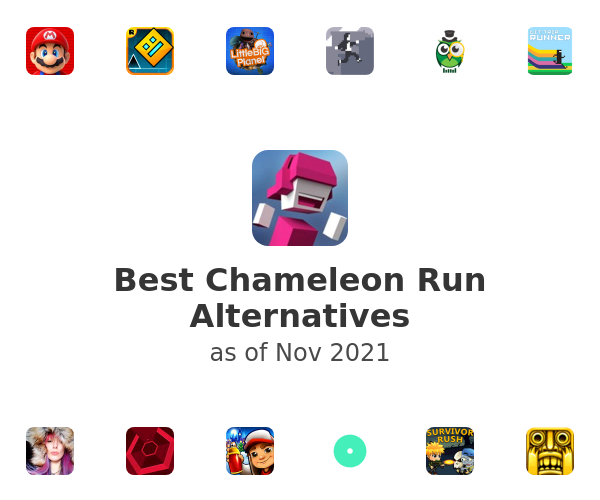 Best Chameleon Run Alternatives
