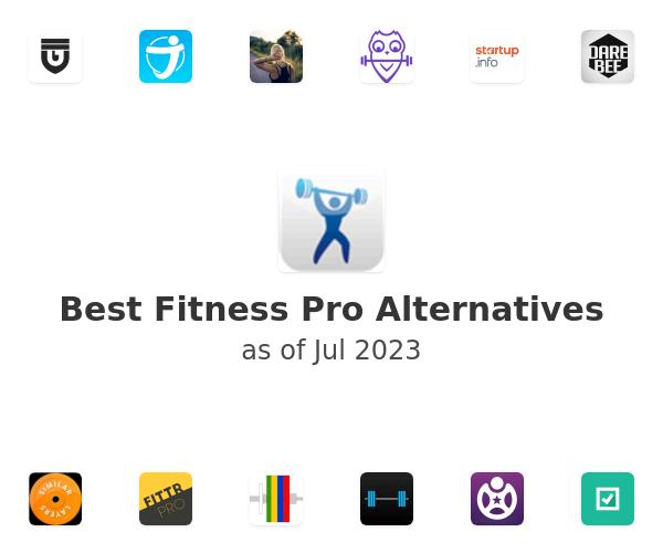 Best Fitness Pro Alternatives