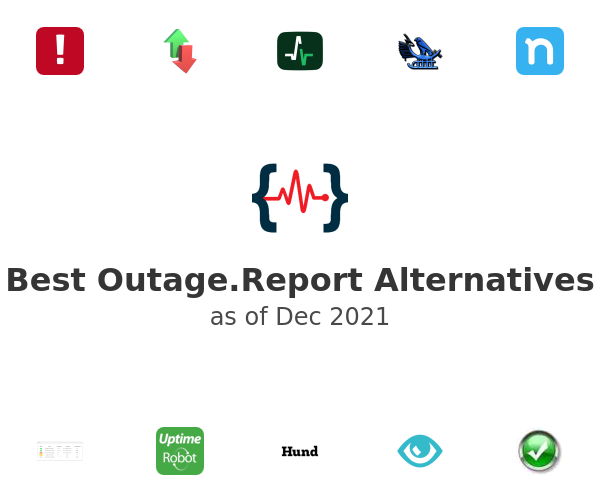 Best Outage.Report Alternatives