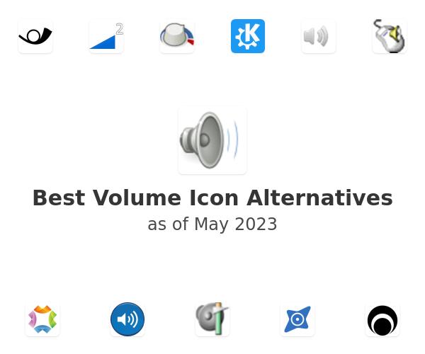 Best Volume Icon Alternatives