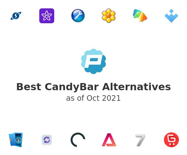 Best CandyBar Alternatives