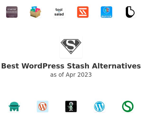 Best WordPress Stash Alternatives